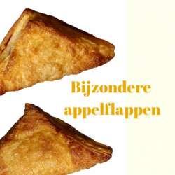 Bijzondere appelflappen