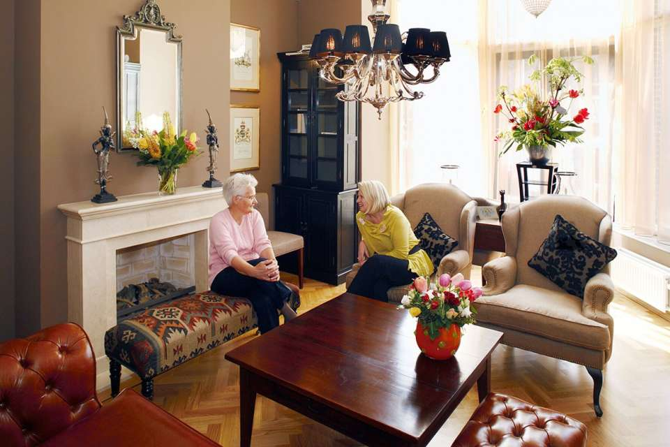 Hulp bij Huishouden thuiszorg