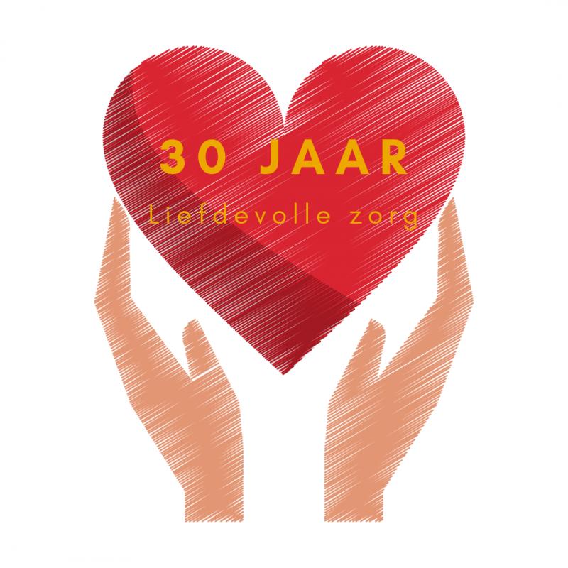 30 jaar liefdevolle zorg