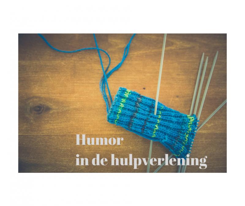 Humor in de hulpverlening
