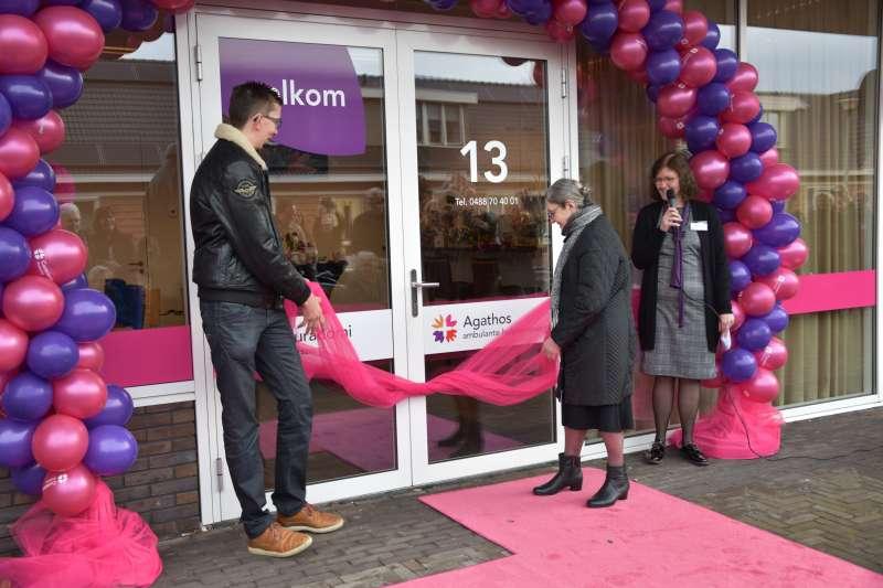 Agathos en Curadomi openen nieuw kantoor in Opheusden