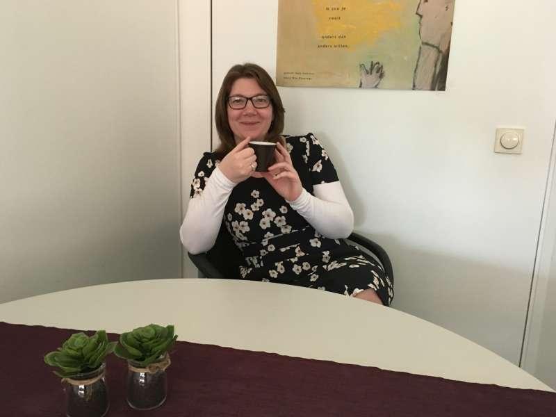 Willemieke Blok zoekt eenvoudige oplossing bij gezinsproblematiek