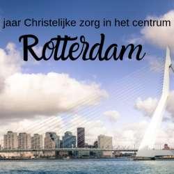 100 jaar christelijke zorg in het centrum van Rotterdam
