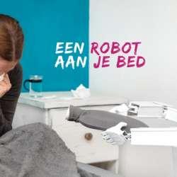 Een robot aan je bed