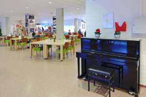 Muziek in verpleeghuizen Westerstein en Siloam