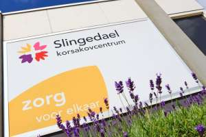 Werkbezoek commissie expertisecentra langdurige zorg aan Korsakovcentrum Slingedael