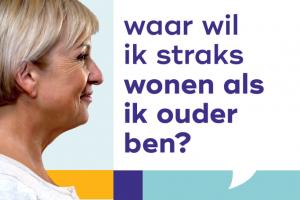Capelle en Krimpen aan den IJssel praten over de toekomst van ouder worden. Praat u mee?