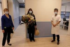 Polikliniek Kralingen ontvangt de eerste patiënten in Pniël