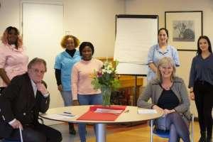 Slingedael opent leerwerkplaats in samenwerking met het Albeda Zorgcollege
