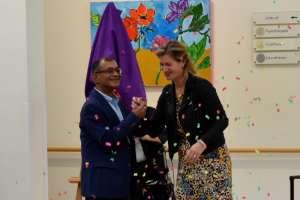 Feestelijke onthulling Topcare-certificaat op Korsakovcentrum Slingedael