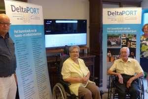 Smart  TV's Delta Port Donatie Fonds