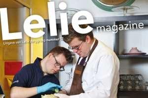 'Wees jezelf' in het nieuwe Lelie magazine