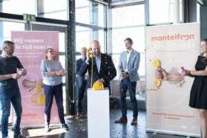 De lijnen van Mantelfoon zijn officieel geopend