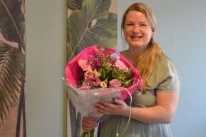 Mirjam van Dam eerste verpleegkundig onderzoeker in verpleeghuiszorg