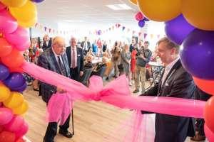 Cliënt centraal tijdens opening  nieuw regiokantoor in Veenendaal