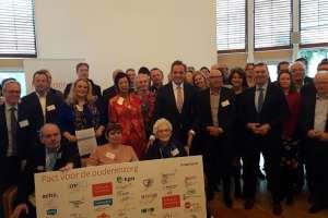 Lelie zorggroep doet mee aan Pact voor de Ouderenzorg