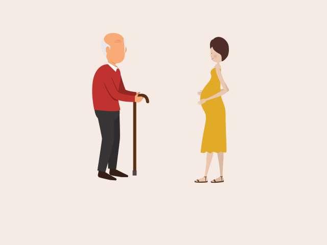 Hoe is 't met je man?