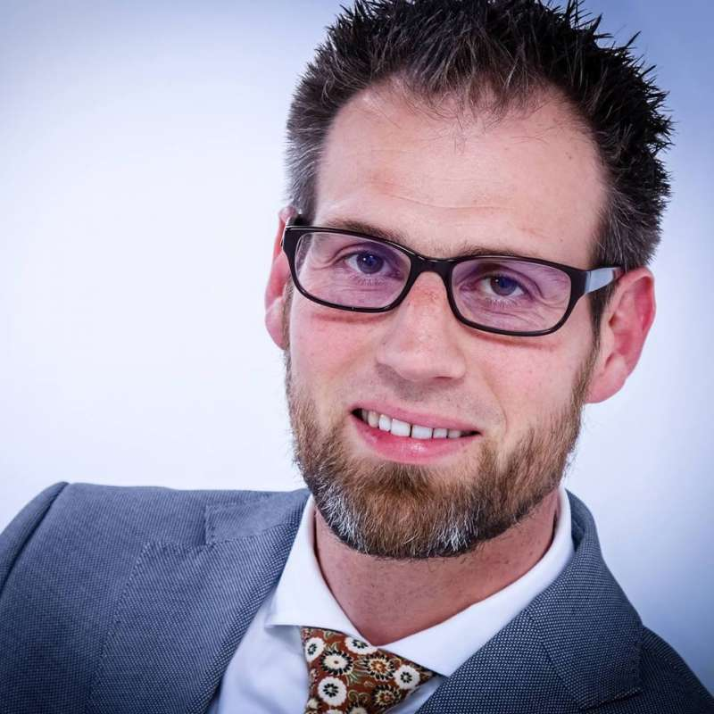 Arthur Alderliesten wordt bouwmeester Vriendennetwerk Lelie zorggroep
