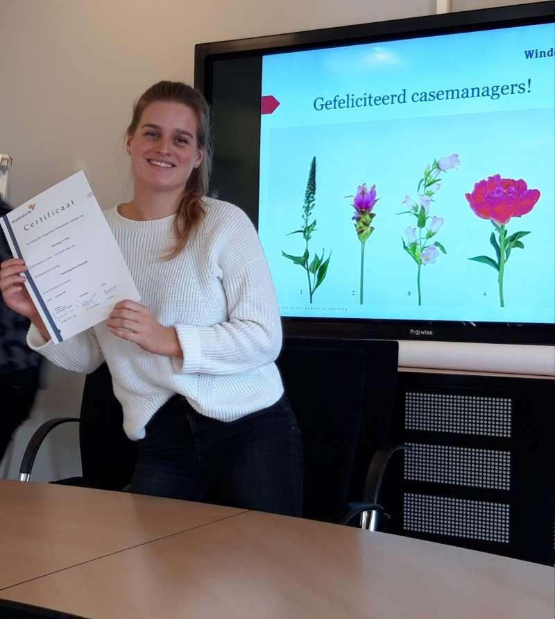 Elise: casemanager dementie in Assen